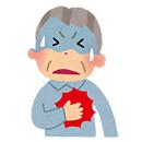 心臓発作(心筋梗塞)