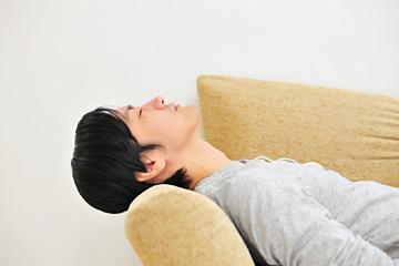ウトウト睡眠中