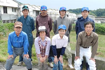 農場スタッフ